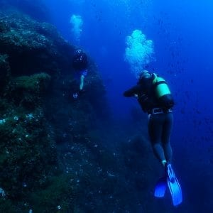 6 DIVES FULL EQUIPMENT IN IBIZA
