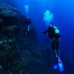 6 DIVES ( TANKS AND WEIGHTS) IN IBIZA