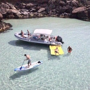 Ibiza Snorkel and Paddle SUP Beach and Cave Cruise